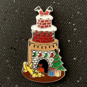 Christmas Pluto Fantasy Pin